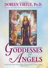 GODDESSES & ANGELS  : DOREEN VIRTUE  -  HB/DJ  -  2005