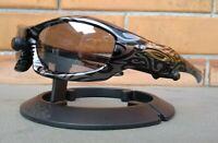 Oakley Men's Monster Dog Tribal Slate Iridium Sunglasses Rare 12-704 Vintage