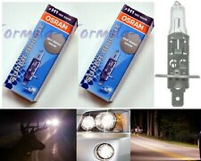 Sylvania Off Road Two Bulbs H1 100W Fog Light Replace Upgrade High Wattage OE
