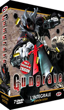★Gungrave ★ Intégrale Gold 7 DVD