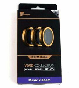 Polar Pro Mavic 2 Zoom Cinema Seires Vivid Filter Collection -