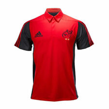 Maillots de rugby rouge adidas