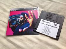 Roland MIDI File Disk - Hits Of The 80s First Half