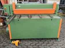 Geka Motor Panel Shears ETS 150 Used schlagschere FROM DEALER