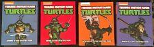 1/6 Scale Mondo Teenage Mutant Ninja Turtles 4 Figure Set Leo Mike Don Raph