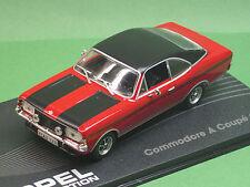 Opel Commodore A Coupe GS/E 1:43 Ixo Oldtimer Modellauto Opel-Collection