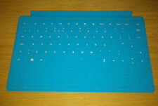 Microsoft Surface UK keyboard Touch Cover Model Number 1515 - blue