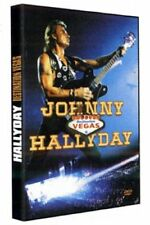 "DVD ""Johnny Hallyday Destination Vegas 96""      NEUF SOUS BLISTER"