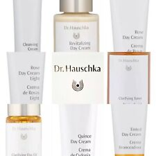 Dr. Hauschka Day, Rose, Tinted, Quince, Daily Cream, Toner New In Box 01/2021+