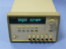 Agilent 3631A Programmable Triple Output DC Power Supply