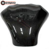 Real Carbon Fiber Gas Tank Pad Cover For SUZUKI HAYABUSA GSX1300R 2008-2014 New