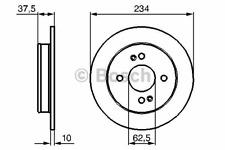 Bremsscheibe (2 Stück) - Bosch 0 986 479 B95