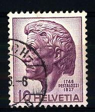 SWITZERLAND - SVIZZERA - 1943 - Bicentenario della nascita del pedagogo J.H.Pes