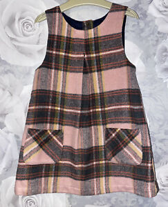 Girls Age 3-4 Years - Pinafore Dress