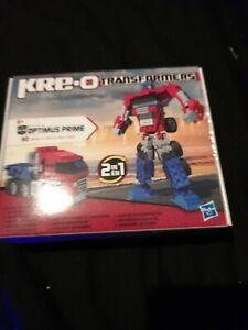 Kreo Transformers Optimus Prime 31143 Kre-o New
