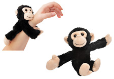 "Wild Republic Cuddlekins Huggers 8"" Chimp / Monkey Cuddly Soft Toy Teddy 19562"