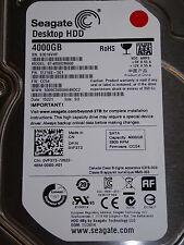 4TB Seagate ST4000DM000 | S30 | PN: 1F2168-501 | CC54 | SU #05