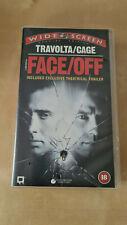 Face / Off - Widescreen VHS