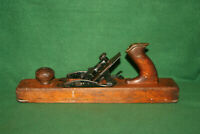 Antique Vintage Stanley No 127 Liberty Bell Transitional Jack Plane Inv#GS32