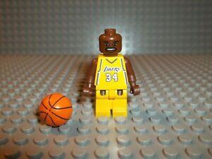 Blister Lego Kobe Bryant Los Angles Lakers NBA