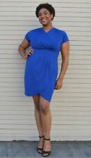 Rayon Hand-wash Only Wrap Dresses