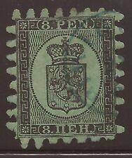 Finland 7, Used Roulette Ii, Scv $140.00