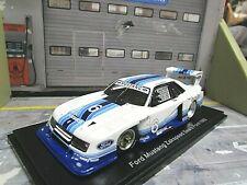 FORD Mustang Capri Turbo Zakspeed USA Sears Point #6 Mears 1982 S2630 Spark 1:43