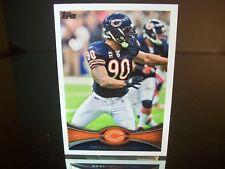 Julius Peppers Topps 2012 Card #203 Chicago Bears NFL Football