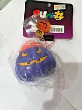 RARE Puni Maru Pumpkin Squishy (Purple)