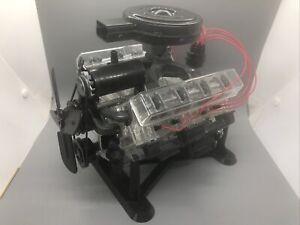 Visible V-8 Engine Revell Model 1:4 Scale Kit Assembled