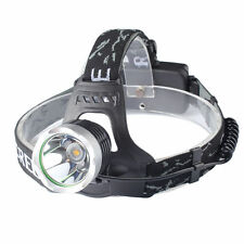 5000LM CREE XML T6 LED TACTICAL Military 18650 Headlamp Headlight Super-power