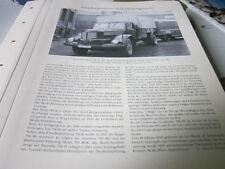 Nutzfahrzeug Archiv 3 Sonderthemen 3185 Firmengeschichte Skoda 706R 1951