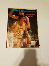 Los Angeles Lakers  -Sports illustrated d 12/13/1971