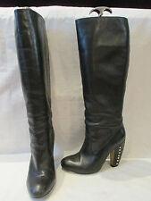 Topshop High (3-4.5 in.) Block Heel Casual Boots for Women