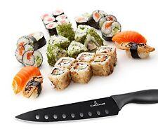 "Japanese Kitchen Cooking Chef Sushi Santoku Knife Fish Meat Fruit Vegetable 8"""