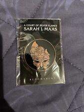A Court Of Silver Flames Pre Order Incentive Pin (Fairyloot Illumicrate)