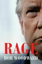 Rage by Bob Woodward Hardcover – September 15, 2020