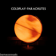 COLDPLAY ( NEW SEALED CD ) PARACHUTES ( YELLOW / TROUBLE / SHIVER )