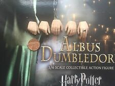Star Ace Harry Potter Order of Phoenix Dumbledore Hands x 5 loose 1/6th scale