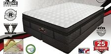 "QUEEN SLEEP 15"" AIR BED MATTRESS! & 50 NUMBER ADJUSTABLE REMOTE CONTROL ~ NEW"