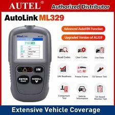 OBD2 EOBD Automotive Code Reader Diagnostic Scanner Tool ML329 PK AUTEL AL319 US