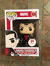 Marvel Funko Pop PUNISHER THUNDERBOLTS Walgreens Exclusive #106 Super Hero