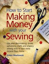 How to Start Making Money With Your Sewing-ExLibrary