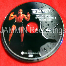 INSANITY - MAX Interval Sports Training and Insane Abs - 1 DVD