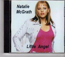 (FM193) Natalie McGrath, Little Angel - CD