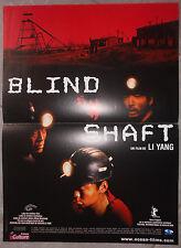Affiche BLIND SHAFT Mang Jing YANG LI Qiang Li 40x60cm