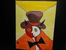 Aristocat by the artist Rodster 11X14-Original