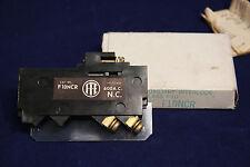 Siemens I-T-E F10NCR Auxiliary Interlock 600 Volt Max AC F-10 Aux Interlock