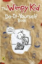 Diary of a Wimpy Kid: Do-It-Yourself Book By Jeff Kinney. 9780141339665