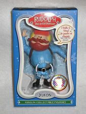 NEW YUKON - Rudolph The Red-Nosed Reindeer Talking YUKON Collectable Figurine